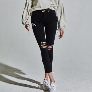 McGuire Vintage Slim Jean in Kettle Black